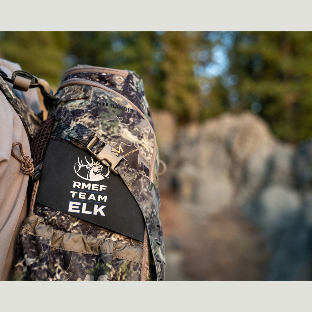H31 Bandit Pack – RMEF Team Elk Edition