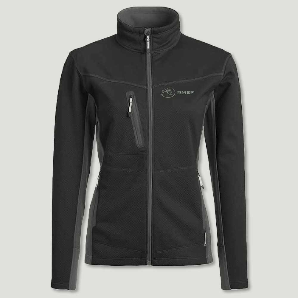 Ladies Technical Soft Shell Jacket